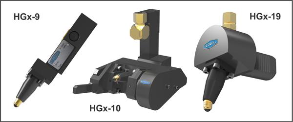 Hydrostatisch HGx-9, HGx-10 und HGx-19