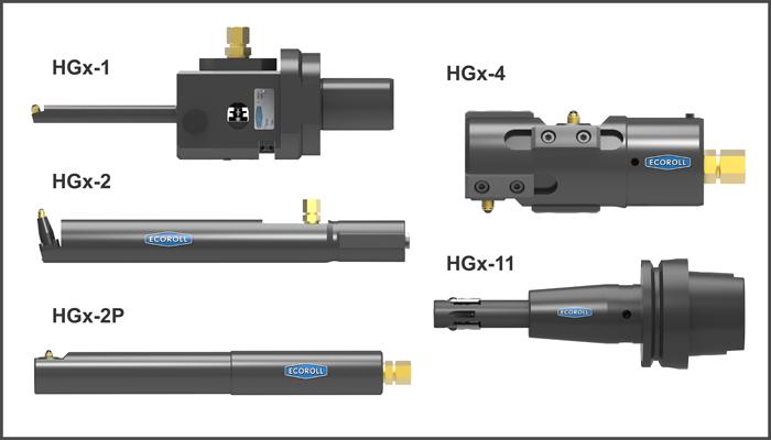 Hydrostatische Werkzeuge HG6 HG13